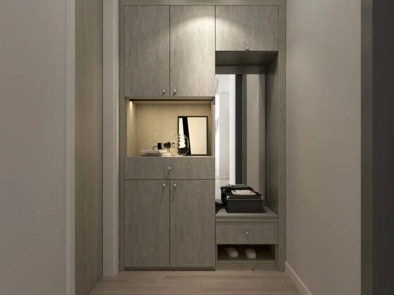 博洛尼室内设计图片 无印工业风装修效果图_6
