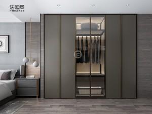 法迪奥不锈钢艺术厨柜 CR013 产品图