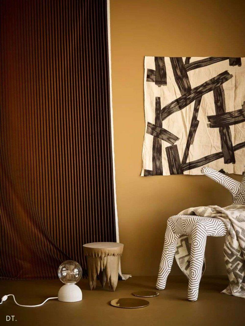 雅丽家家装配色设计图片 室内装修效果图