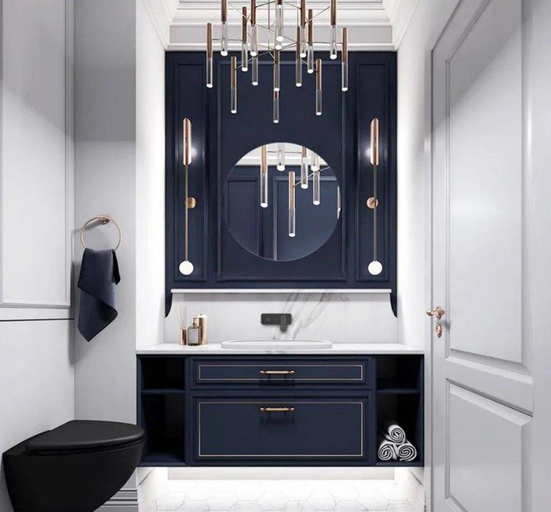 皮阿诺卫浴柜系列图片 室内装修效果图_1