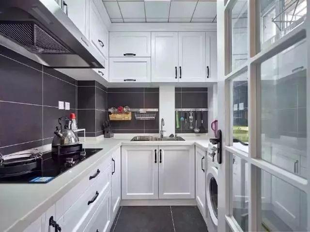 宇曼橱柜·全屋定制图片 厨房装修效果图