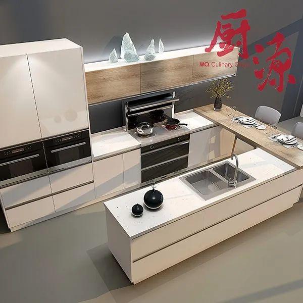 名气厨房电器图片 轻奢格风装修效果图