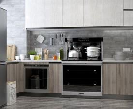 金利集成灶产品图片 厨房装修效果图
