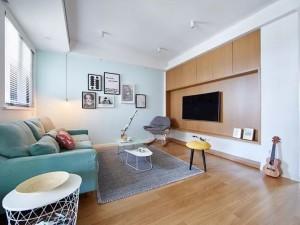宇曼橱柜设计图片 北欧风格家装效果图