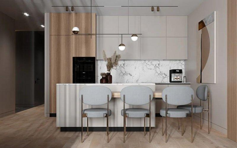好兆头厨柜高级系列图片 现代风装修效果图_1