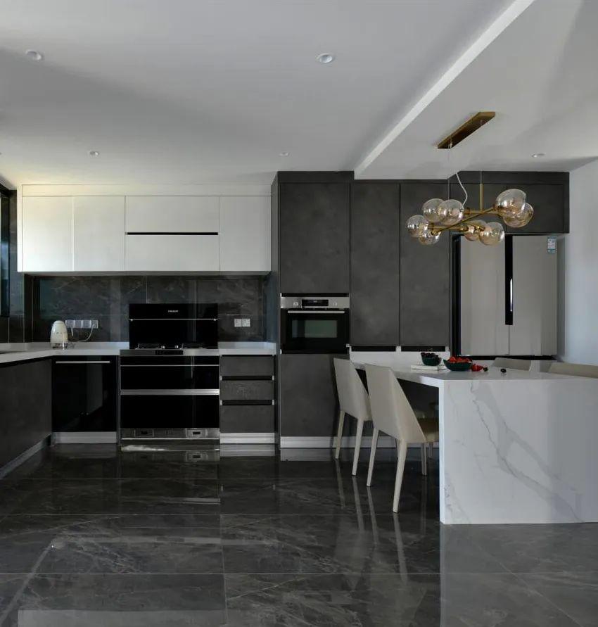 好兆头厨柜高级系列图片 现代风装修效果图_4