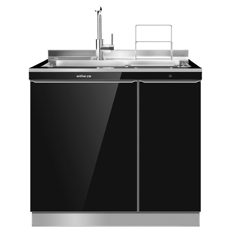 亿田集成灶 碗柜集成水槽E85产品效果图_1