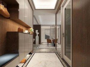 澳都厨柜衣柜现代简约风家装效果图