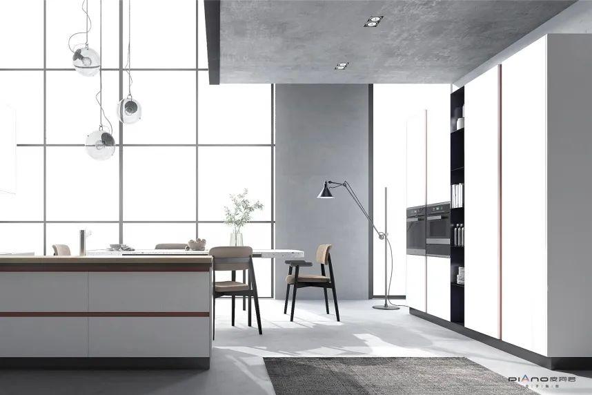 皮阿诺橱柜家居配色设计效果图_5
