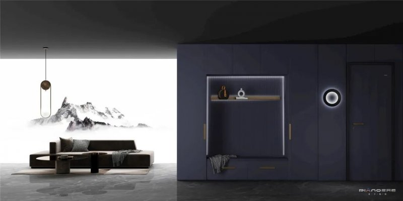 皮阿诺橱柜家居配色设计效果图_8