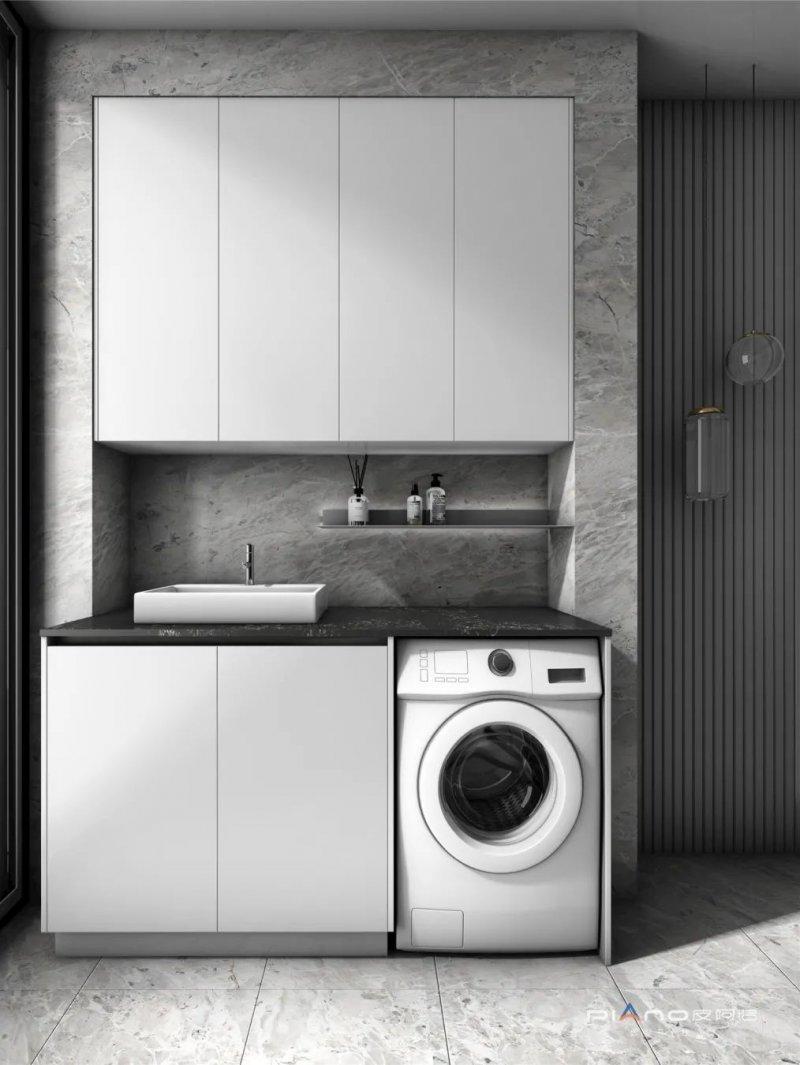 皮阿诺橱柜卫生间和阳台设计效果图_19