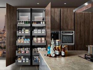 司米厨房厨房系列图片 简约风装修效果图
