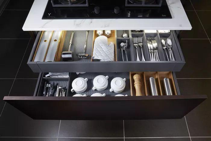 司米橱柜厨房系列图片 现代风装修效果图_2