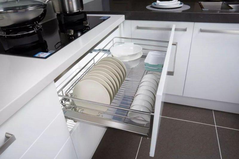 司米橱柜厨房系列图片 现代风装修效果图_4