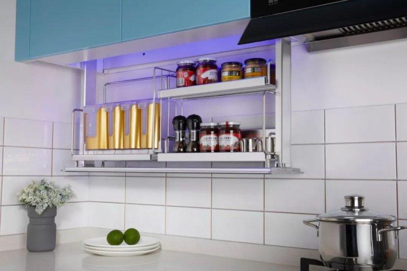 司米橱柜厨房系列图片 现代风装修效果图_3
