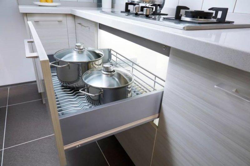 司米橱柜厨房系列图片 现代风装修效果图_5