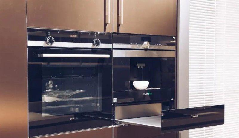司米橱柜厨房系列图片 现代风装修效果图_7