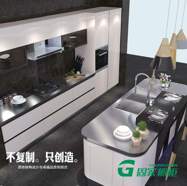 行内人都说不锈钢橱柜是大趋势,看看它与传统橱柜的优劣PK有哪些?_2