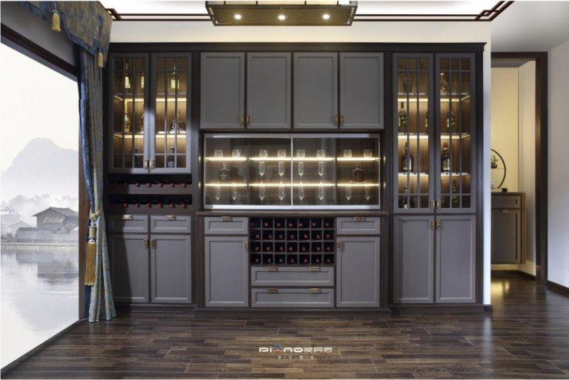 皮阿诺橱柜家装风格设计效果图_18