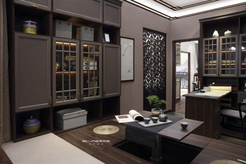 皮阿诺橱柜家装风格设计效果图_22
