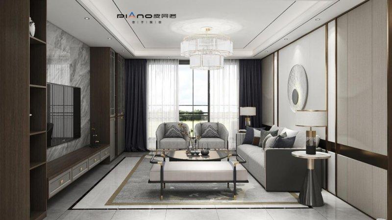 皮阿诺橱柜家装风格设计效果图_13
