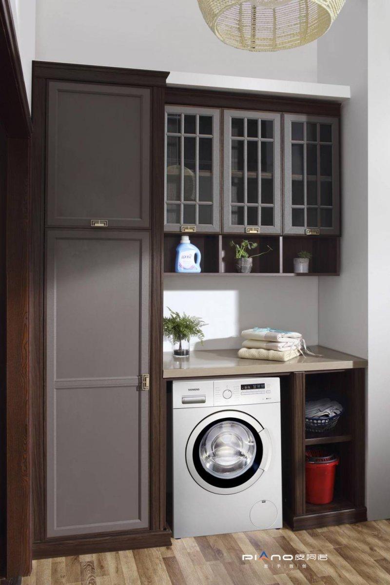 皮阿诺橱柜家装风格设计效果图_25