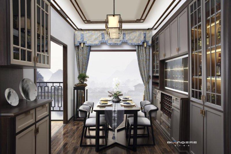 皮阿诺橱柜家装风格设计效果图_16