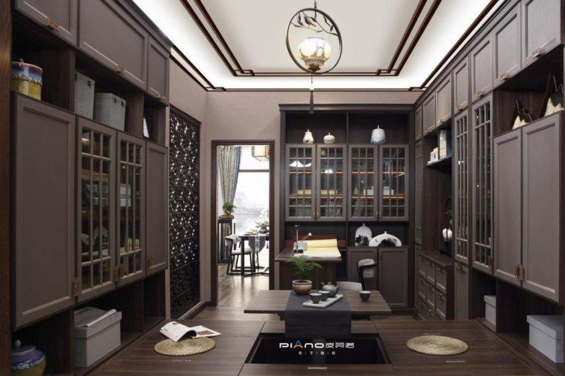 皮阿诺橱柜家装风格设计效果图_23