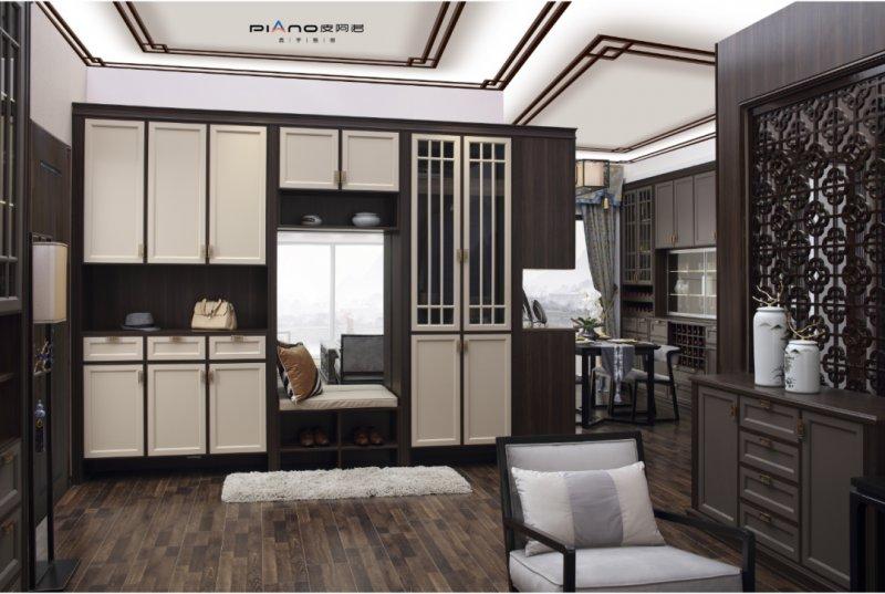 皮阿诺橱柜家装风格设计效果图_1