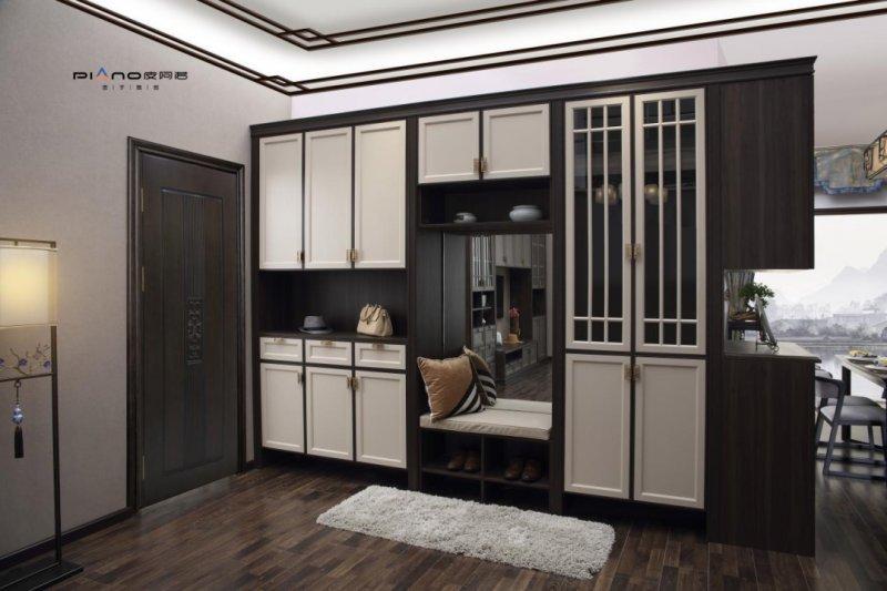 皮阿诺橱柜家装风格设计效果图_2