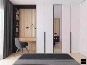 宇曼橱柜卧室装修效果图