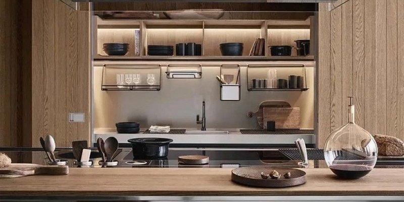 普瑞卡橱柜设计效果图展示