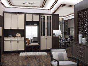 皮阿诺橱柜家装风格设计效果图
