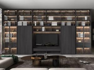 皮阿诺橱柜家居配色设计效果图